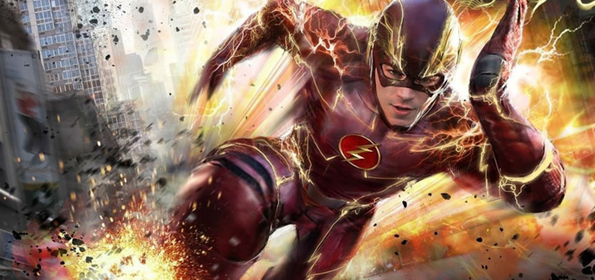 "Mirror Master debuta en el nuevo promo de ""The Flash"""