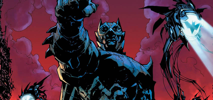"DC revela los detalles del evento ""Dark Days"""