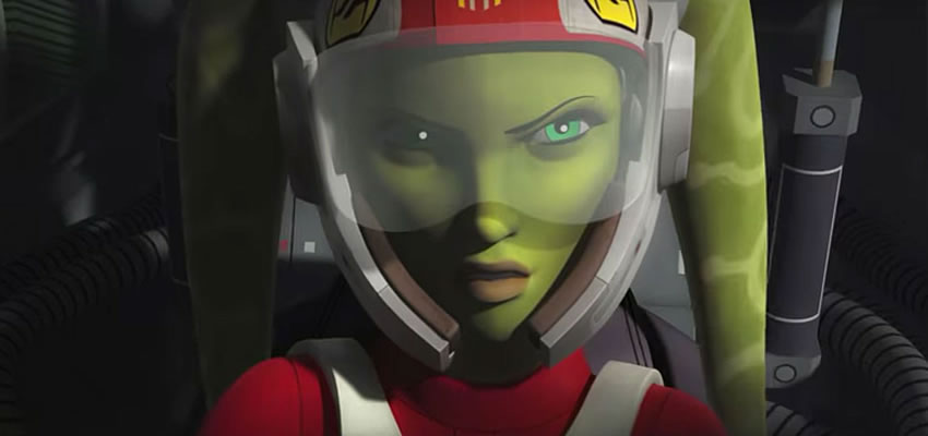 """Star Wars Rebels"" concluirá en su Temporada 4"
