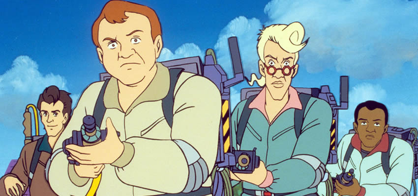 """The Real Ghostbusters"" ahora disponible en Netflix LAT"